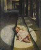 Bikash Bhattacharjee - Doll in the Lane