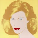 Andy Warhol - Self-Portrait in Drag