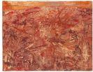 Jean Dubuffet - L'Esplanade rose