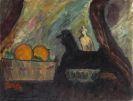 Gabriele Münter - Stillleben mit zwei Apfelsinen