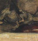 Franz Marc - Geschlachteter Stier