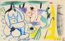 Picasso, Pablo - Les Déjeuners