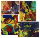 Gerhard Richter - Ifrit / Bagdad / Bagdad / Aladin