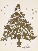 Andy Warhol - Christmas Tree