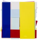 Imi Knoebel - 17 Farben 20 Stäbe A