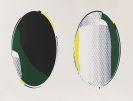 Roy Lichtenstein - Mirror #8
