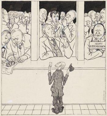Thomas Theodor Heine - Der Staat als Kaufmann