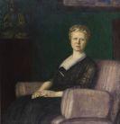 Franz von Stuck - Porträt Luise Bestehorn