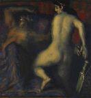 Franz von Stuck - Judith und Holofernes