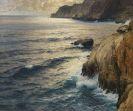 Boehme, Karl Theodor - Die Sirenenbucht von Capri