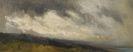 Karl Raupp - Gewitterstimmung am Chiemsee