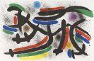 Joan Miró - F. Mourlot, Joan Miró. Lithographe. Bd. I (Vorzugsausgabe)