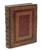 Lambertini, Giovanni Battista - Roter Renaissance-Einband - Notabilia cancellaris