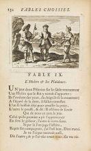 Jean de La Fontaine - Sammlung von 12 La Fontaine-Ausgaben