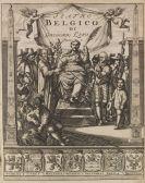Gregorio Leti - Teatro Belgico. 2 Bände