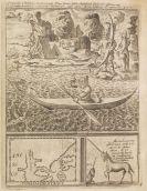 Frobisher, Martin - Historia navigationis. - Vorgeb.: Capel, Norden