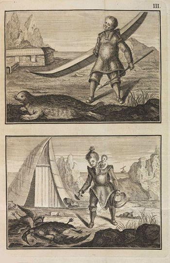 David Cranz - Historie von Groenland. 1.+ 2. Auflage, zus. 3 Bände