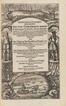 Theodor De Bry - Zehender Theil der Orientalischen Indien