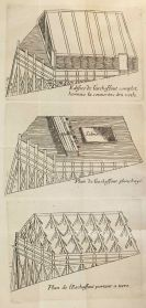 Denys, Nicolas - Description geographique + Histoire naturelle. 2 Bände