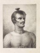 Adam J. von Krusenstern - Voyage autour du monde. 2 Text- und 1 Tafelbd.