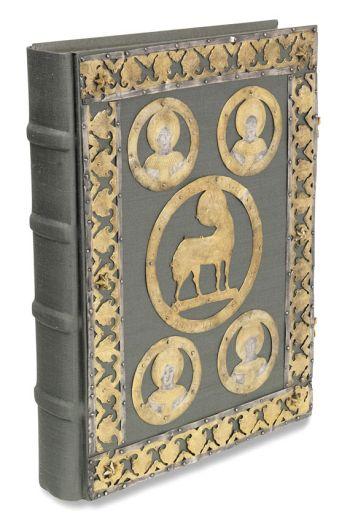 - Perikopenbuch Heinrich II mit Prunkdeckel und 2 Begleitbände