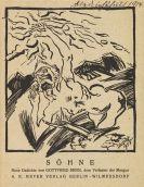 Gottfried Benn - Söhne