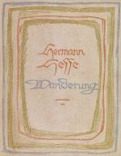 Hermann Hesse - Konvolut, 13 Werke in 14 Bänden