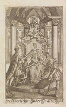 Andreas Lazarus Imhof - Historischer Bilder-Saal. 20 Bände