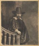 Rembrandt van Rijn, Harmensz. - Der Arzt Ephraim Bonus