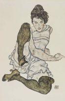 Egon Schiele - Handzeichnungen