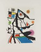 Joan Miró - René Char, Le marteau sans maître