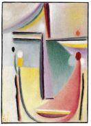 Alexej von Jawlensky - Abstrakter Kopf