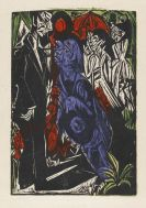Ernst Ludwig Kirchner - Der Verkauf des Schattens