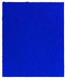 Yves Klein - Monochrome bleu