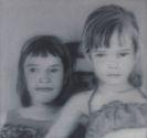 Gerhard Richter - Christiane und Kerstin