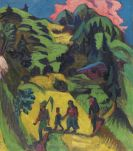 Ernst Ludwig Kirchner - Heimkehrender Heuer