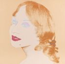 Andy Warhol - Portrait of a Lady (Natalie Sparber)