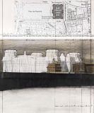 Christo und Jeanne-Claude - Wrapped Reichstag (Project for der Deutsche Reichstag - Berlin), 2-teilig