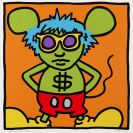 Keith Haring - Andy Mouse
