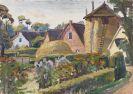 Arnold Balwé - Holländisches Dorf
