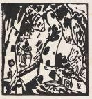 Wassily Kandinsky - Bogenschütze