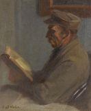 Emil Nolde - Hans Hansen (Der Bruder des Künstlers)
