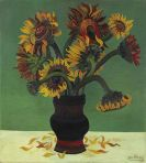 Josef Scharl - Sonnenblumen (Sunflowers)