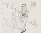 George Grosz - Der Maler (Rudolf Schlichter)