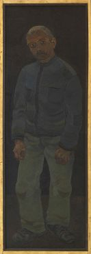 Josef Scharl - Arbeiterbildnis
