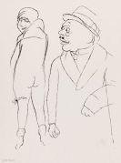 George Grosz - Die von der Liebe leben