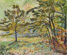 Theo von Brockhusen - Herbstsonne