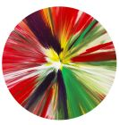 Hirst, Damien - Spin Painting