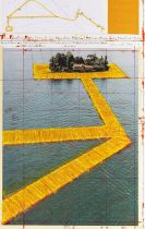Christo - Floating Piers