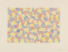Jasper Johns - Untitled I